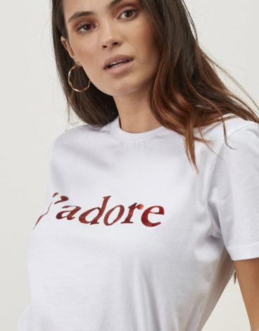 Camiseta j'adore 1