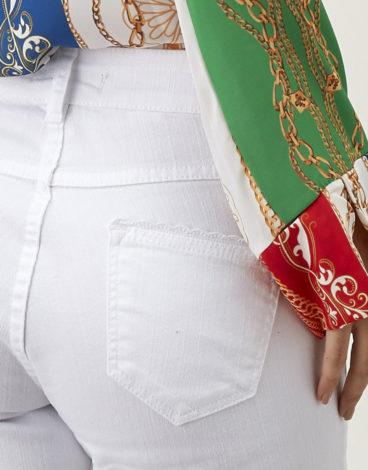 Jeans blancos 1