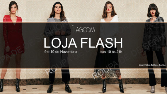 Lagoom Showroom e Loja Flash