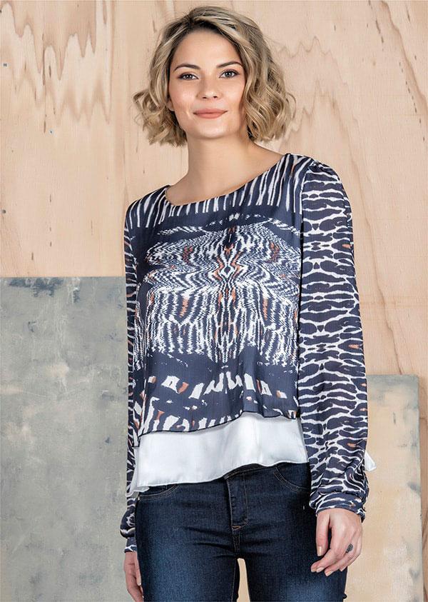 Blusa-animal-print-azul