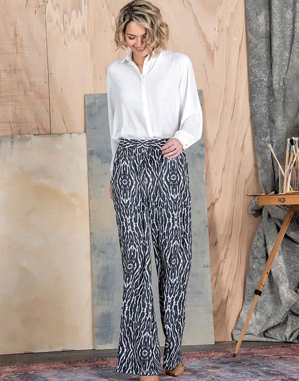 Pantalon-Palazzo-animal-print