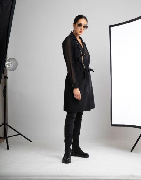Vestido preto costas transparentes2