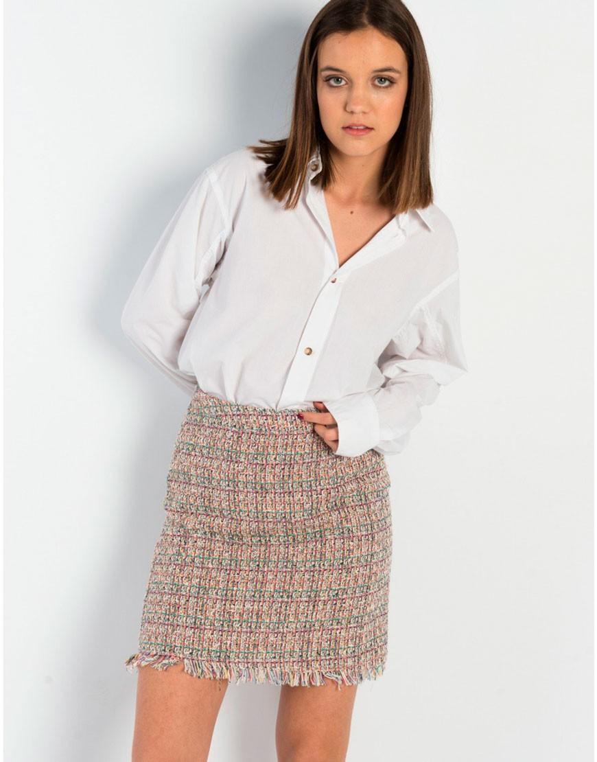 Falda Tweed Verano